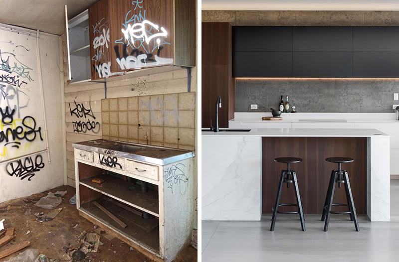 cocinas de casas modernas premiadas