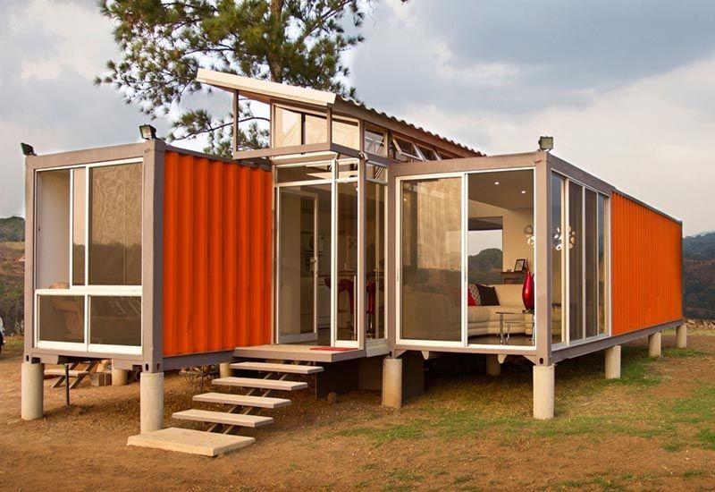 casas modulares contenedores