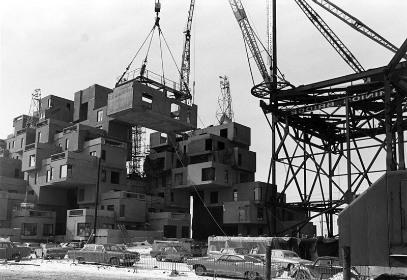 casas modulares curiosas