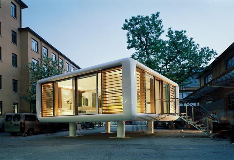 casas modulares Europa