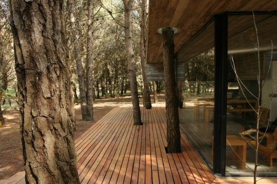 casa de campo by BAK Arquitectos