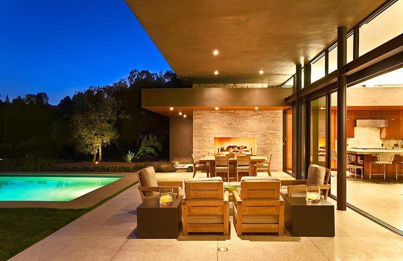 casa en Beverly Hills by Marmol Radziner