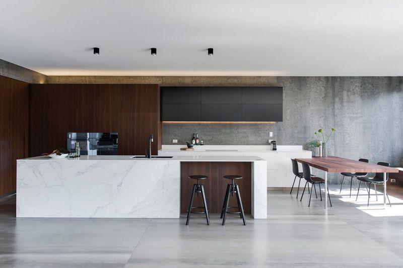 cocina moderna premiada by Minosa Design