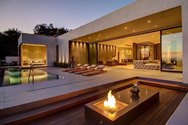 fachada casas modernas